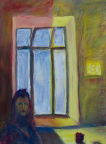 Fenster findet Figur |  Figure finds Frame  | Encuentro entre Entidades by artistdesign