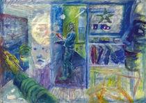 Stimmen & Stimmungen im Atelier | Studio's vibes | Ambiente de estudio by artistdesign