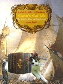 Captn's Cat Ltd. Scotch Privateer's Brekkers by Wolfgang Schwerdt