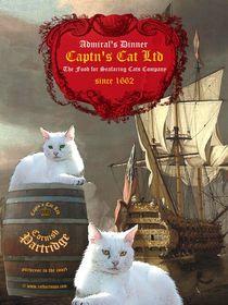 Captn's Cat Ltd. - Admiral's Dinner von Wolfgang Schwerdt