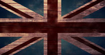Union Jack I by April Moen