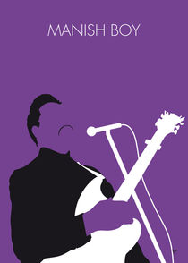 No061-my-muddy-waters-minimal-music-poster