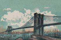 Brooklyn Bridge by decoratifcollections