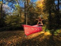 Starfish 'n' Ships by artistdesign