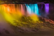 Niagara Falls 10 von Tom Uhlenberg