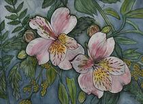 Flowers von Magdalena Schotten