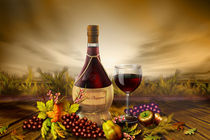 Autumn Wine by Bedros Awak