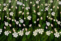 Magical Blooms of the Deep Forest by Bedros Awak