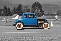 Ford Hot Rod, Mitzieher, Colorkey von Mark Gassner