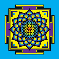 Flower-of-life-mandala-rainbow-4
