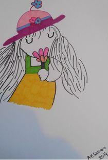 Little girl lost by Amanda Elizabeth  Sullivan