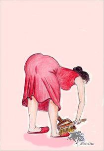 Ma Mamsell  by Katrin KaciOui