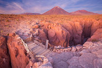 Atacama Desert in Chile by Sara Winter