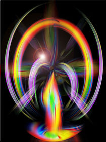 Regenbogen-blende