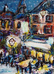 Straßencaffee by Ingrid  Becker