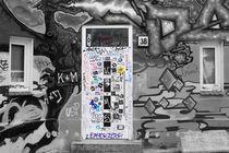 The Graffiti Door von ta-views