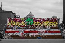 The Graffiti Wall von ta-views