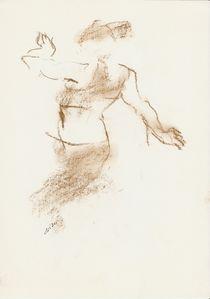 dancing by Ioana  Candea