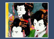 Geishas von sarah-strobl