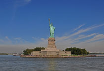 Freiheitsstatue, Statue of Liberty, Liberty Island, New York, Amerika, USA by Mark Gassner
