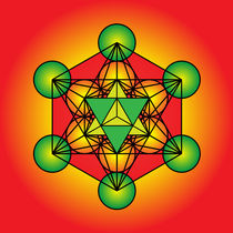 Metatrons-cube-with-merkaba-red