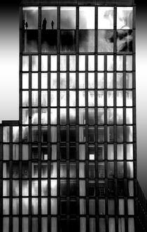 Fotoshooting im Penthouse  von Bastian  Kienitz