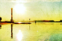 'rising sun' von ursfoto