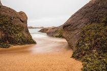 Atlantikküste in der Bretagne by Rico Ködder