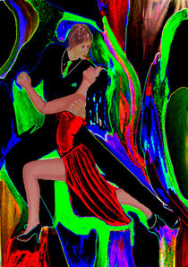 Psychedelic Tango by Klaus Engels