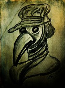 The Plague Doctor von mimulux
