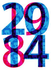 Orwell 1984 - 2014 von Nedim Seferovic