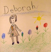 Brownie Scout by Deborah Willard