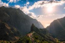 Masca, Tenerife by Raico Rosenberg