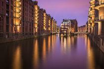 Hamburg Speicherstadt by Raico Rosenberg