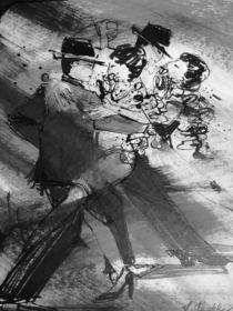 ... und sie tanzten einen Tango ... by Heike Jäschke