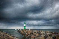 Leuchtturm - Lighthouse by Jörg Hoffmann