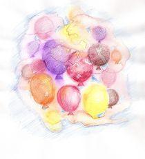 Luftballons! von Alina  Rupprecht