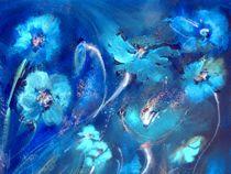 blauer Mohnwind von claudiag