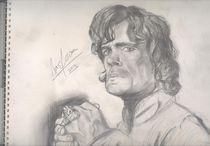 Tyrion Lannister by Shakaib Feroz