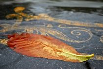 Herbst in Istanbul von loewenherz-artwork