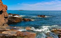 Beautiful And Dangerous Coast by John Bailey