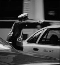 NY traffic by Jens Hennig