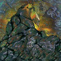 Stonebird by Helmut Licht