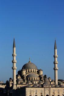 Süleymaniye-Moschee die prächtige Moschee in Istanbul am Bosporus von ann-foto