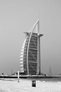 Burj al Arab in Dubai by ann-foto