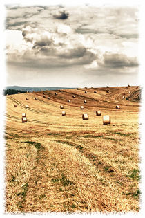 'Straw Bales' by mario-s