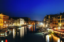 Venice at night von tanialerro