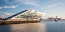 Hamburg - das Dockland von Moritz Wicklein