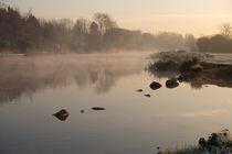 river sunrise von mark severn