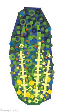Cucumber (Concombre) von Anastassia Elias